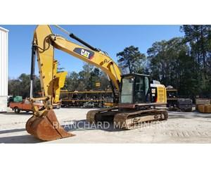 Caterpillar 320E VIC Crawler Excavator