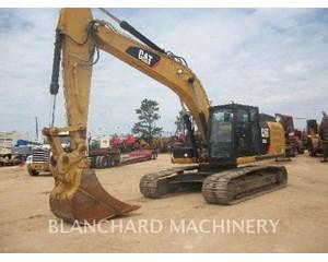 Caterpillar 324E Excavator