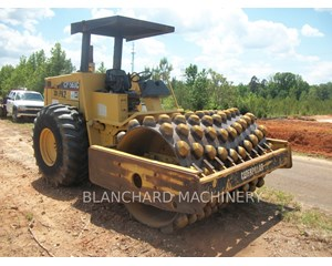 Caterpillar CP-563C Padfoot Compactor