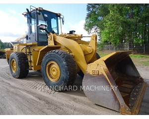 Caterpillar 938H Wheel Loader