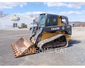 John Deere 333E Crawler Dozer
