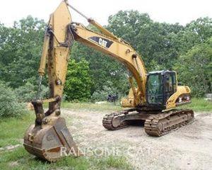 Caterpillar 322CL Excavator