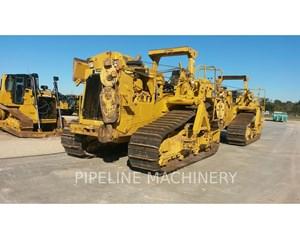 Caterpillar 587T Pipelayer