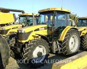 Challenger MT465B Tractor