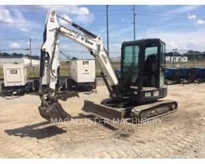 Bobcat E35 Crawler Excavator