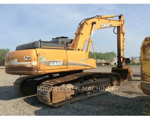 CASE CX290 Crawler Excavator