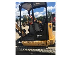 Caterpillar 302.7DCR Crawler Excavator
