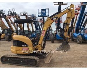 Caterpillar 303.5DCR Crawler Excavator