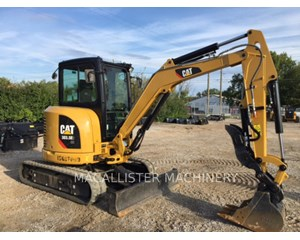 Caterpillar 303.5E2CR Crawler Excavator