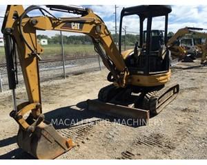 Caterpillar 303CR Crawler Excavator
