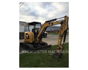 Caterpillar 304ECR Crawler Excavator