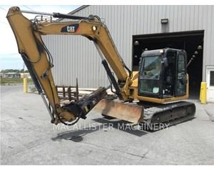 Caterpillar 308E2CRSB Crawler Excavator