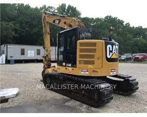 Caterpillar 314ELCR Crawler Excavator