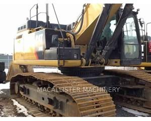 Caterpillar 349ELVG Crawler Excavator