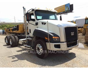 Caterpillar CT660 Day Cab Truck