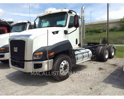 2014 caterpillar ct660 day cab truck for sale 219 057 hours fort wayne in 8695456. Black Bedroom Furniture Sets. Home Design Ideas