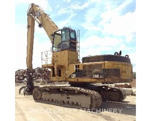 Caterpillar 345C Demolition Equipment