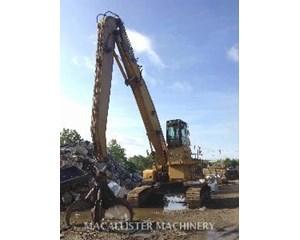 Caterpillar 345CMH Demolition Equipment