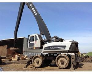 Exodus MX447 Demolition Equipment