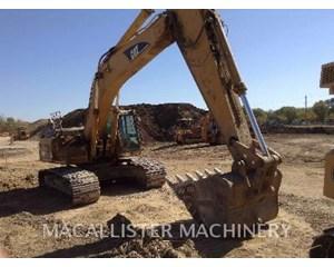 Caterpillar 345BII Excavator