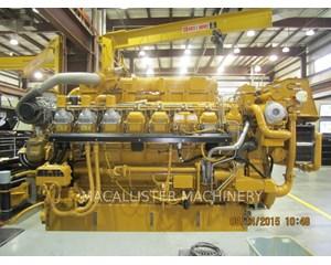 Caterpillar 3516C-HD Generator Set