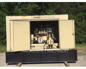 Kohler 500ROZD4 Generator Set