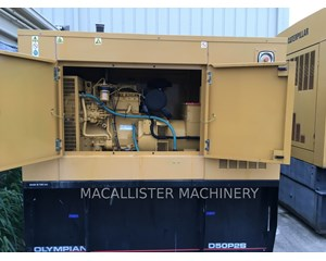 Olympian D50-P2S Generator Set