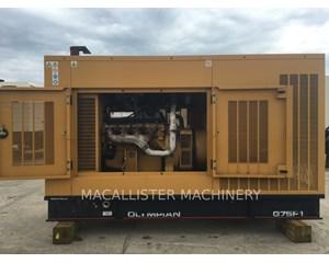 Olympian G75F1 Generator Set