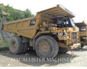 Caterpillar 775D Off-Highway Truck