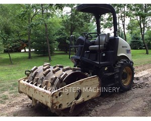 Ingersoll-Rand SD-45D Padfoot Compactor