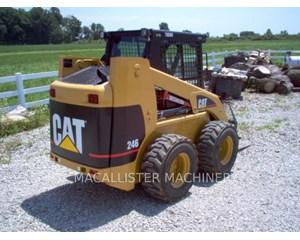 Caterpillar 246 SSL & Skid Steer Loader