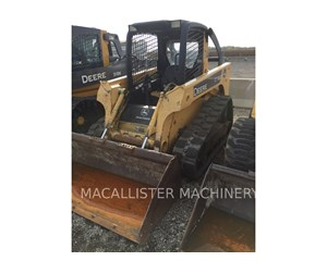 John Deere CT322 Skid Steer Loader