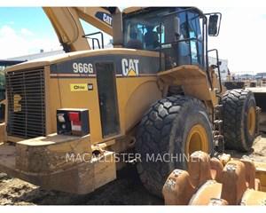 Caterpillar 966GII Wheel Loader