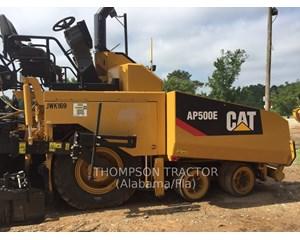 Caterpillar AP-500E Asphalt Paver