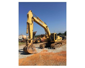 John Deere E 330 LC Crawler Excavator