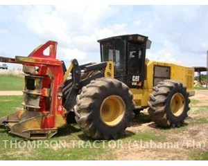 Caterpillar 573C Feller Buncher