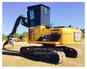 Caterpillar 320DFMLL Log Loader