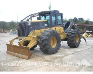 Caterpillar 525B BCR Skidder