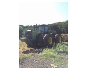 John Deere 9520 Tractor