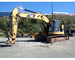 Caterpillar 321DLCR Crawler Excavator