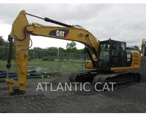 Caterpillar 323FL Crawler Excavator