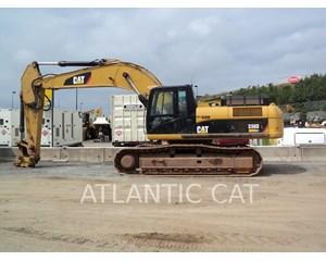 Caterpillar 336DL Crawler Excavator