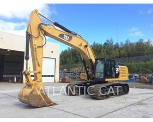 Caterpillar 336F Crawler Excavator