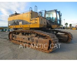 Caterpillar 390DL Crawler Excavator