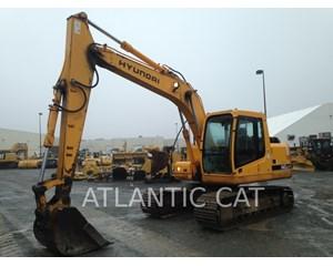 Hyundai 140LC Crawler Excavator