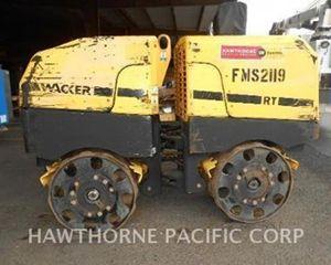 Wacker Corporation RT56-SC Compactor / Roller