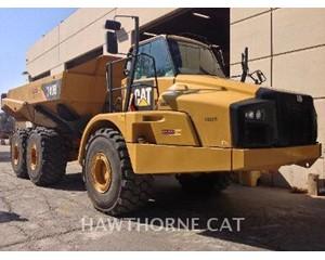 Caterpillar 740B   V Dump Truck