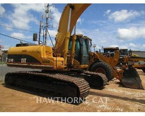 Caterpillar 324D L  V Excavator