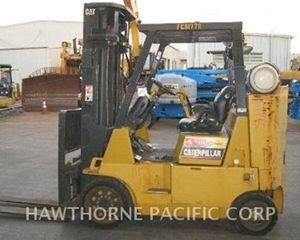 Caterpillar GC40K LP Forklift