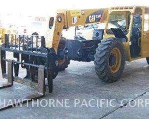 Caterpillar TL642 Telescopic Forklift